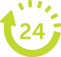 24-7 Groen